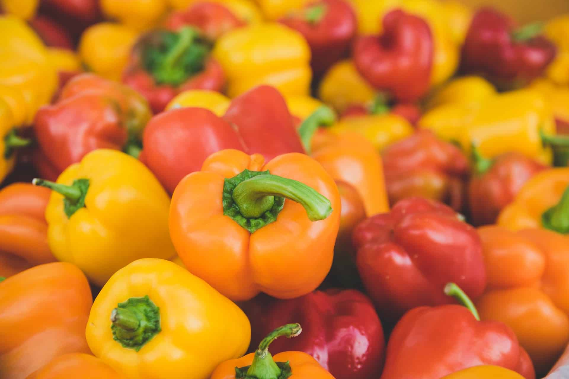 Delta-3 Carene is found in Bell Peppers